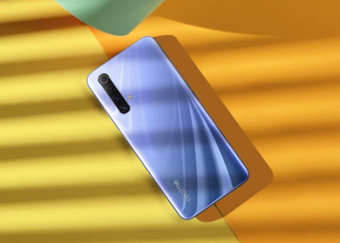 Realme X50 5g Bleu